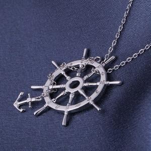 【オリジナル】船舵ネックレス