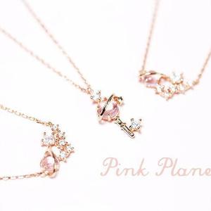 【オリジナル】Pink Planetネックレス