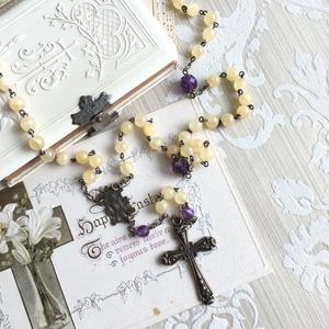 【 ロザリオ 】復活祭の菫 - Easter - ※デザイン変更になりました