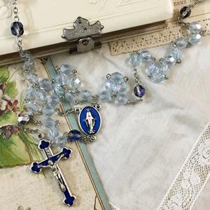 【 ロザリオ 】リトマス・ブルー - litmus blue -