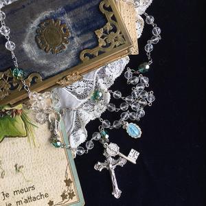 【 ロザリオ 】Lourdes - ルルドの泉 -