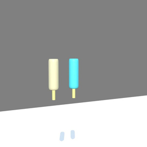 【3D素材】棒アイス2種類