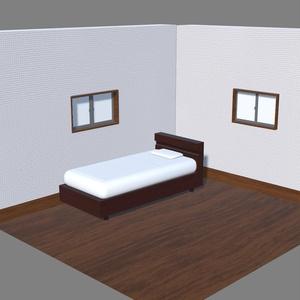 【3Dモデル】シンプル部屋