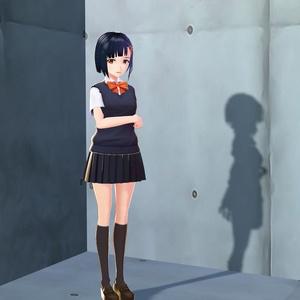 【3Dモデル】廃屋