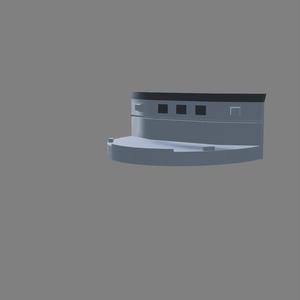【3D素材】どこかで見たバイザー【glb&obj】