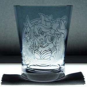 [New] キャラクターグラス 玉藻の前【タンブラー/フリー/ロック】