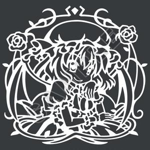 キャラクターシート(中) レミリア・スカーレット Ver.G