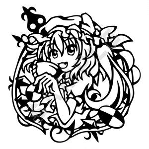 [New] キャラクターシート(中) フランドール・スカーレット Ver.G
