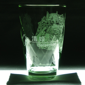 [New] キャラクターグラス 清姫【タンブラー/フリー/ロック】