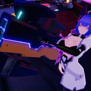 ONKC-008ブラスター - 手持ちプラズマ砲3Dモデル