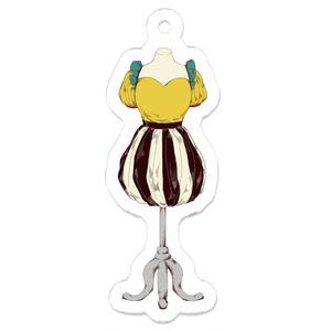 トルソー(黄の衣装)