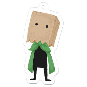 HEADGEARアクキー(紙袋)