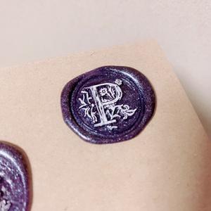 【特別なラッピング】シーリングワックス+リボン