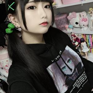 【黒ver】Night Girlパーカー【期間限定】