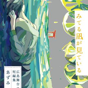 《広島舞台の短編集》みてる凪が見ている