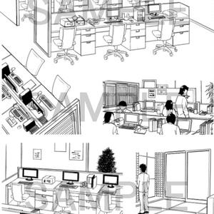 オフィス①(31カット)