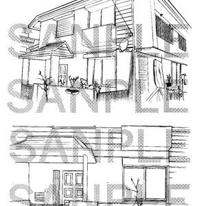 田舎の一軒家Ⅰ(35カット)