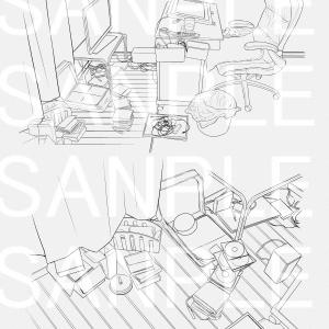 【セット】アパートB×56カット