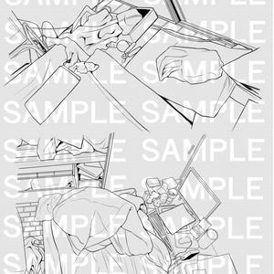 アパートA-7(布団)×16カット