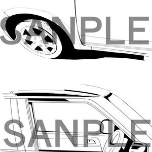 軽自動車×7種セット