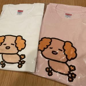 3000円引き【特典付】「ちーめろでぃの犬」Tシャツ