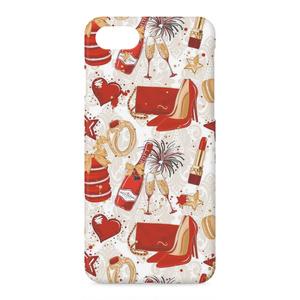 Fashion Red iPhoneケース