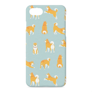 柴犬 iPhoneケース
