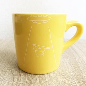 うさぎ帝国 マグカップ