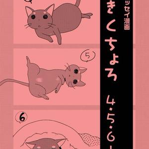 【 ねこエッセイ・まとめ2 】 きくちょろ4・5・6+