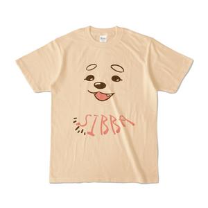 【2FBすぐやる課】柴犬Tシャツ ちゃいろ【限定販売】
