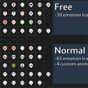 Emotion Icon Set
