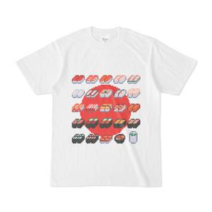 おすしいっぱいTシャツ
