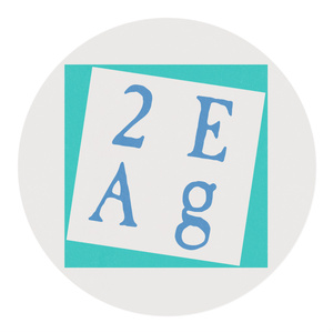 2EA group Official Logo Tape