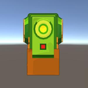 (キャノン)3Dモデル