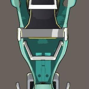 (ガン・デル・ソル) 3D モデル