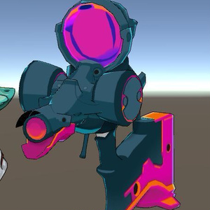 (ガン・デル・ヘル) 3D モデル