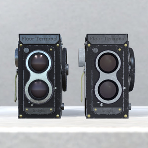 オリジナル3Dモデル「Insight」