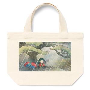 「一本松にて」トートバッグS-雷雨