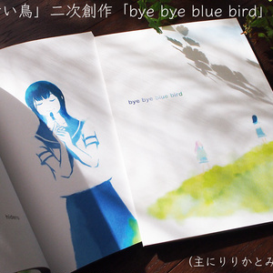 bye bye blue bird