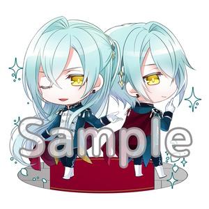【C93】 ナイトオブツインズ/アクリルフィギュア(※単品)