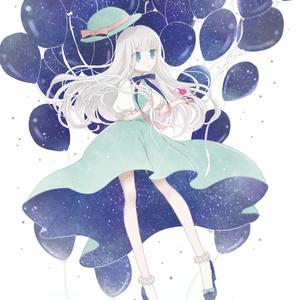 ポスター【銀河色の海の向こうまで】