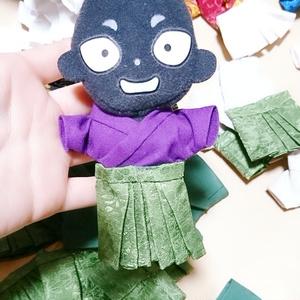 ぬい服【袴set】
