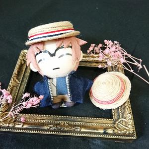 【ぬい服】麦わら帽子