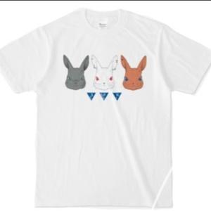MTC/うさTシャツ(ヒプマイ)