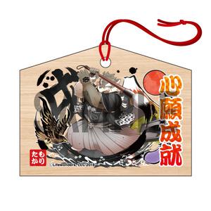 東京放課後サモナーズ 「モリタカ」オリジナルミニ絵馬