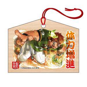 東京放課後サモナーズ 「ワカンタンカ」オリジナルミニ絵馬