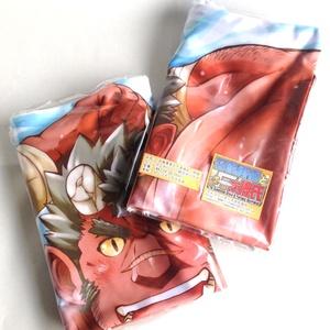 『召喚勇者とF系彼氏』 特製クッションカバー1・ 騎士オルグス