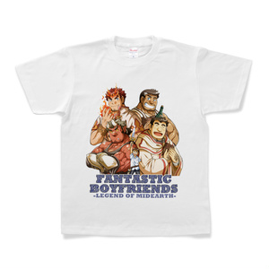 『召喚勇者とF系彼氏』オリジナルTシャツ1