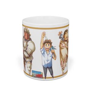 『召喚勇者とF系彼氏』オリジナルマグカップ1