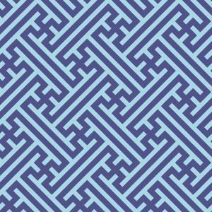 紗綾型パターン素材1